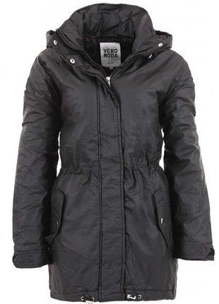 Куртка-парка с защитой от дождя