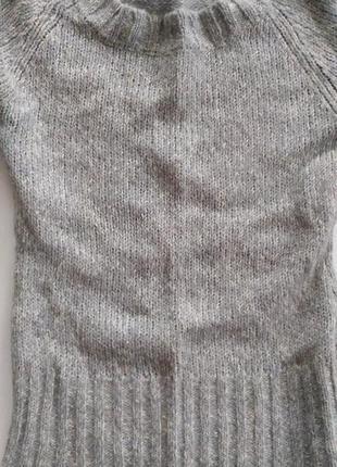 Ангоровый свитер очень красивый
