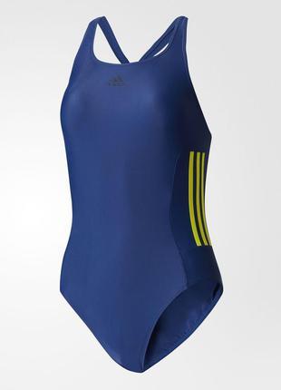 Спортивный купальник adidas с защитой от хлора
