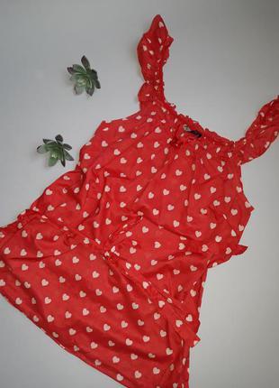 Майка блуза topshop 12