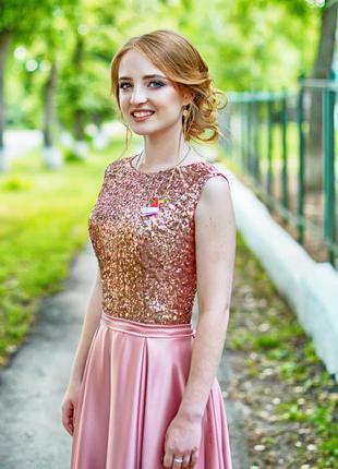 Очень красивое, выпускное, вечерние платья
