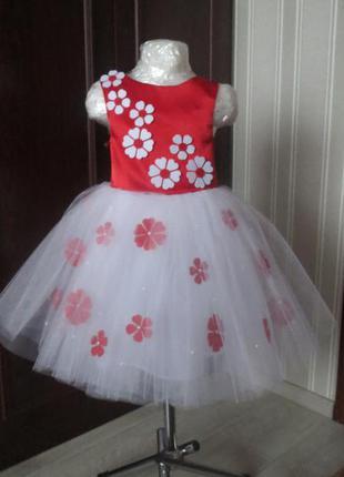 Платье на праздники, выпускной