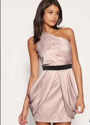 Кремовое платье от lipsy
