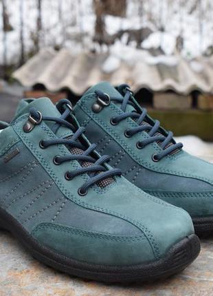 Туфли hotter. кожа, мембрана gore-tex. сделаны в англии. размер 42