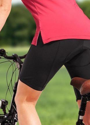 Функциональные шорты для велоспорта, tcm tchibo, германия, р.s/м