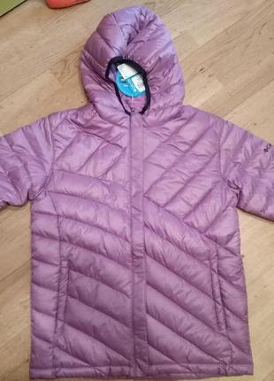 Демисезонная демісезонна куртка columbia s,m