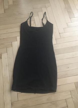 Компрессионное утягивающее платье oysho