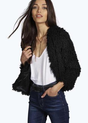 Короткая куртка,кофта  травка s/m