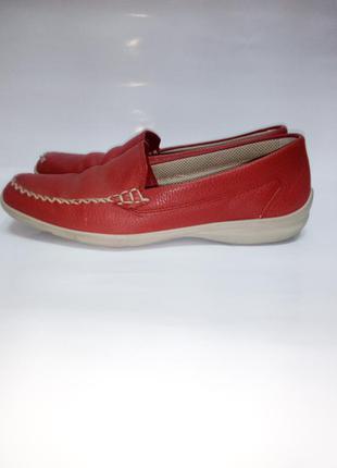 Туфли мокасины hotter