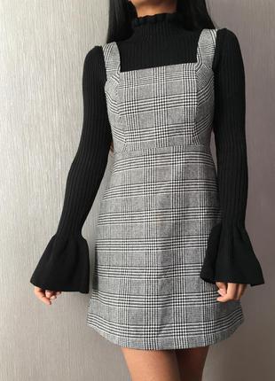 В продаже прекрасный свитер с рукавами воланами