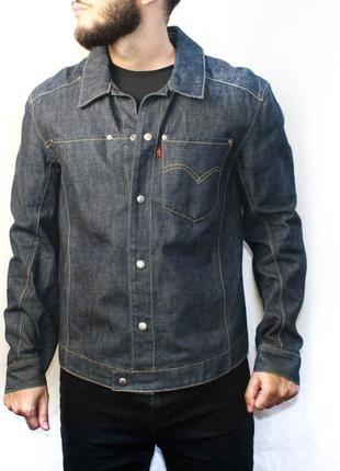 Мужская джинсовая куртка levis джинсовка