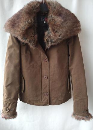Стильная куртка от ryłko fashion, размер s