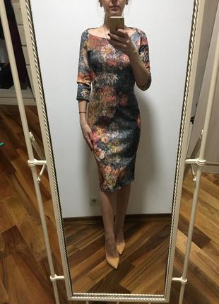 Суперское платье-футляр