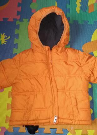 Классная демисезонная куртка healthtex