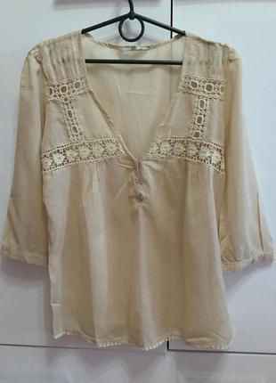 Очень элегантная рубашка блуза