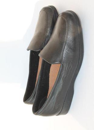 Туфли clarks, стелька 25.5 см