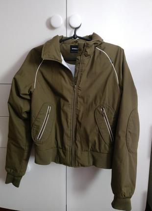 Короткая демисезонная куртка only