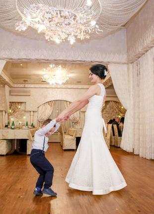 Плаття свадібне