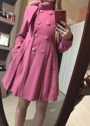 Пальто осень-весна кашемир
