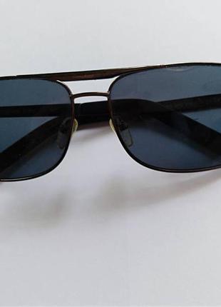 Очки-авиаторы капельки квадратные овальные с тонкой оправой солнечные