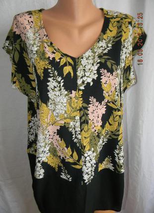Красивая блуза с принтом george