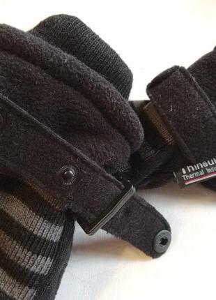 Перчатки мужские зимние thinsulate (thermal insulation)