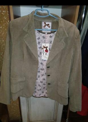 Супер модный фирменный пиджак