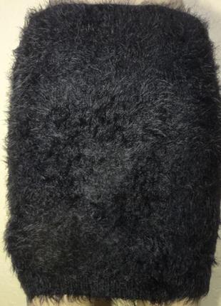 Юбка травка черная the sting размер s