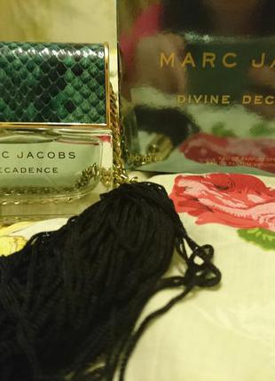 Marc jacobs divine decadence, 50 мл