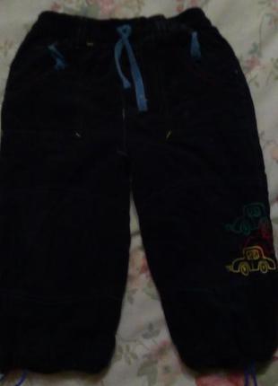 Вільвєтові штани-86см