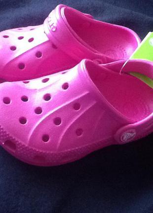 Crocs новые сабо оригинал. c12 13. супер цена Crocs, цена - 469 грн ... 00f37fb3b0e