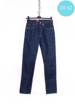 Новые мужские джинсы levi's 501 original , размер w28 l32 , с этикеткой
