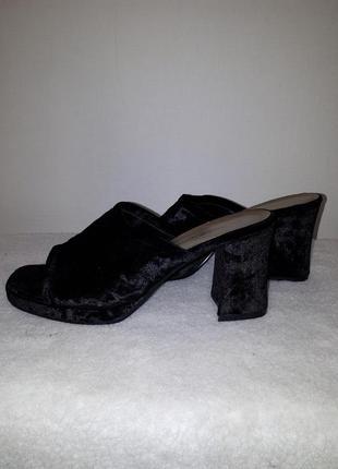 Мюли, босоножки ,сабо, туфли с открытыми пальцами