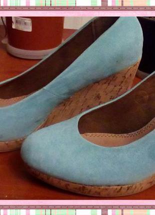 Туфли на платформе plato 36 р.