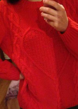 Классный стильный свитер george