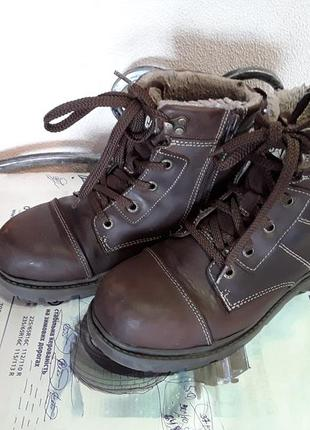 Зимние ботинки 36 р.