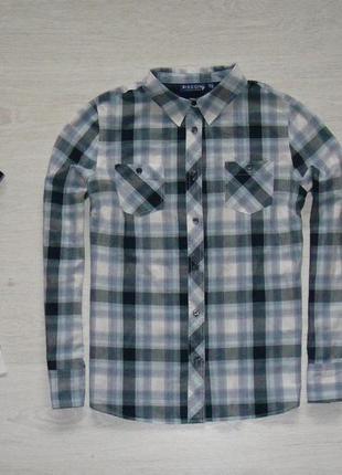 Рубашка в клетку biaggini