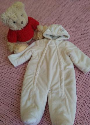 Комбинезон мишка для малыша или малышки