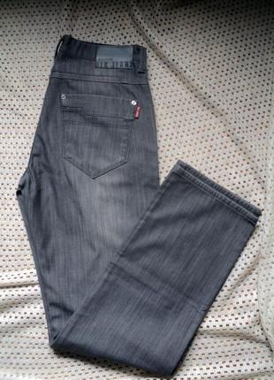 Утепленные джинсы blk,турция w29-36 l34.демисезон-зима.