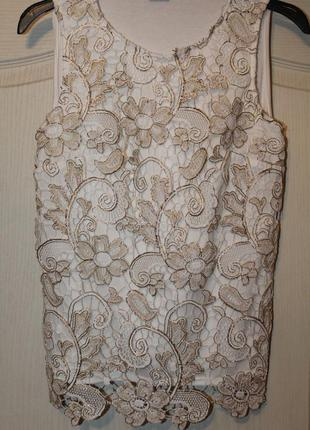 Очень красивая блуза f&f. новая.