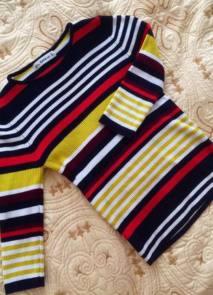 Кофта, свитер, водолазка zara xs/s