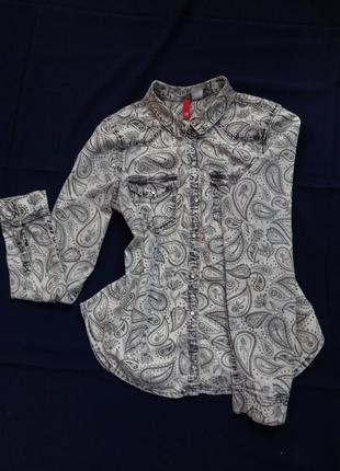 Отличная рубашка divided h&m
