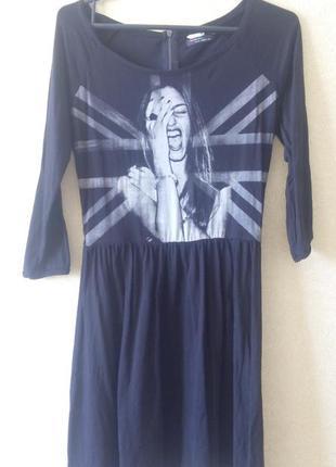 Прикольное платье bershka