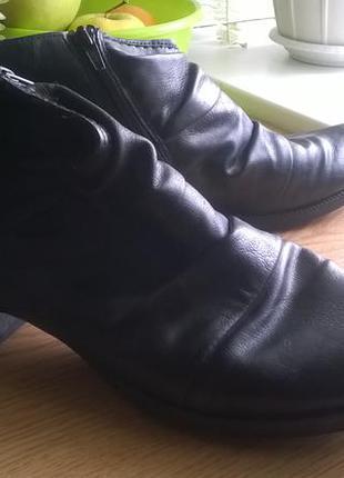 Ботиночки rieker 40-41размер