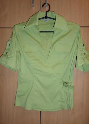 Яркая рубашка karen millen xs