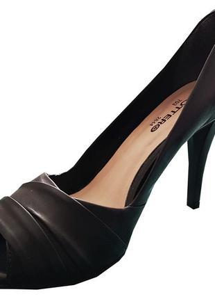 Стильные кожаные туфли тм bottero, бразилия