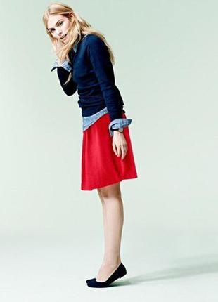 Красивая юбка из джерси евро 38, 42 наш 44, 48 tchibo германия