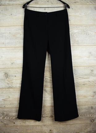 Черные классические брюки от h&m