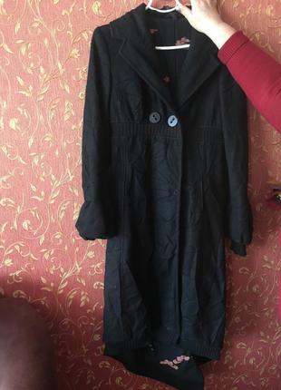 Интересное пальто французского бренда cop copine