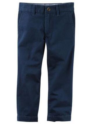 Джинсы, чиносы, брюки для мальчика carters, 4, 5 лет